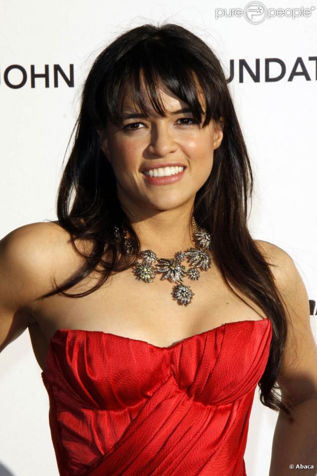 Michelle Rodriguez, bientôt à l'affiche de Machete .