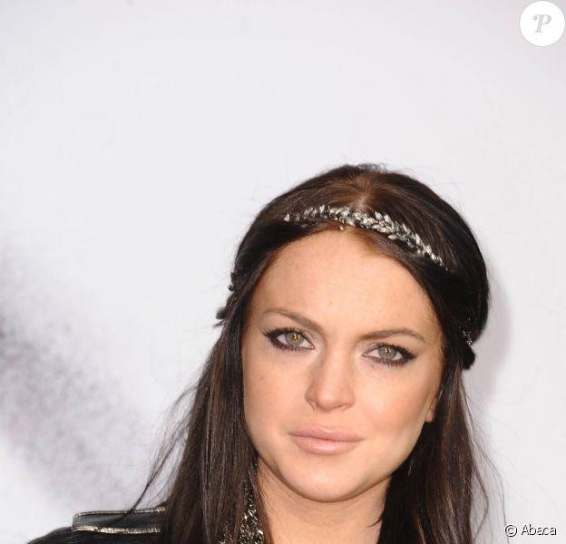 Lindsay Lohan, bientôt à l'affiche de Machete.