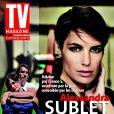 La couverture de  TV Magazine.