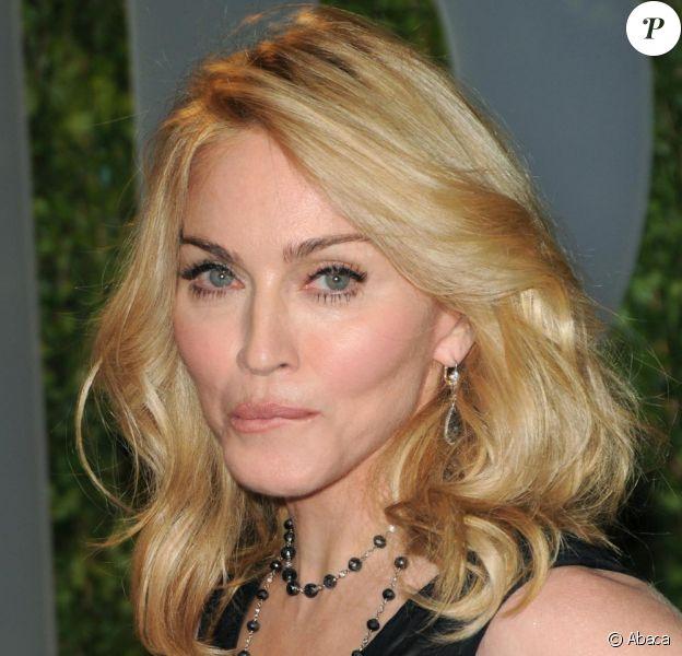 Madonna est dépitée !