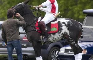 Les princes William et Harry : Bouleversés après le drame survenu pendant leur match de polo...