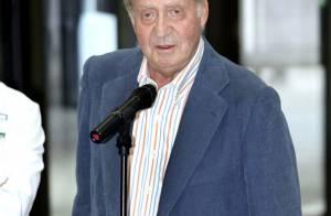 Le roi Juan Carlos 1er est sorti de l'hôpital... comme une rockstar !