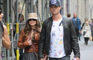 Fergie et Josh Duhamel, amoureux à l'italienne non loin des... Black Eyed Peas !