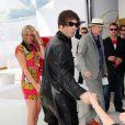 Liam Gallagher et Nicole Appleton, à Cannes le 14 mai 2010 !
