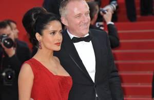 Cannes 2010 - Salma Hayek et Naomi Campbell, venues avec leurs amoureux, volent la vedette au trader Michael Douglas !