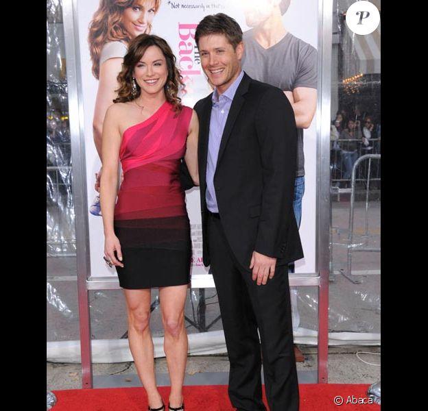Danneel Harris et Jensen Ackles à Los Angeles en avril 2010