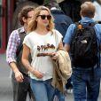 Kate Hudson à New York