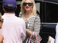 Gwen Stefani laisse son joli bidon s'échapper par mégarde... Prise en flagrant délit de grossesse ?