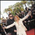 Mélanie danse avec Quentin Tarantino, Cannes 2009.