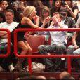 Geri Halliwell et Henry Beckwith au concert des Black Eyed Peas, à  Paris, le 20 mai 2010 !