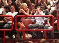 Gery Halliwell prend la pose pour son boyfriend... au concert des Black Eyed Peas !