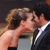 Cannes 2010 - Melissa Theuriau, radieuse et complice, a soutenu son amoureux Jamel Debbouze pour son grand soir !