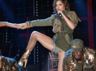 Cheryl Cole : Un show très sensuel, presque... sexuel !