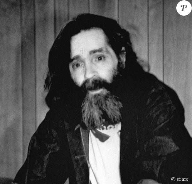 Le tueur Charles Manson