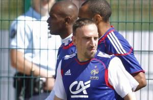 Malgré le scandale, Franck Ribéry est de nouveau le héros de sa ville natale !
