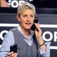 Ellen DeGeneres anime son Ellen DeGeneres Show quotidiennement sur la NBC.