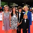 Les jeunes du film Nanny McPhee et le Big Bang lors des National Movie Awards à Londres le 26 mai 2010