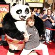 Jack Black et le panda