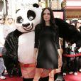 Angelina Jolie et un Panda