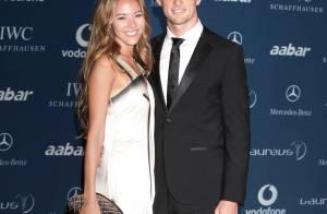 Le champion du monde de Formule 1 Jenson Button et sa sublime Jessica... fin de l'histoire d'amour !
