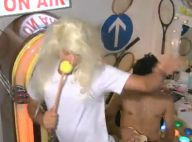 Regardez Novak Djokovic parodier le clip bouillant de Shakira et Rafael Nadal... Un grand moment de perruque !
