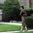 Kate Winslet sur le tournage du téléfilm Mildred Pierce, à New York. Mai 2010