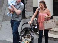 Wayne Rooney : Derniers instants pour profiter de son épouse Coleen et de leur petit Kai !