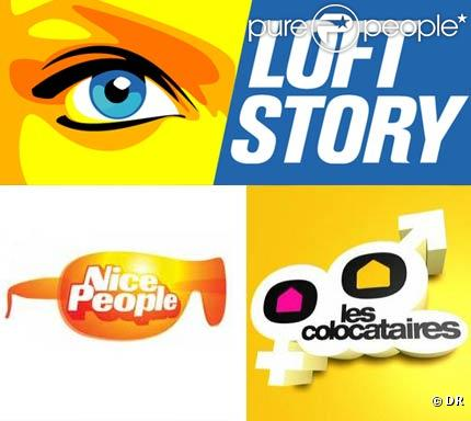 Loft Story, Nice People et Colocataires