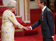 Jenson Button : De nouveau célibataire, il oublie son ex dans les bras de la reine d'Angleterre !