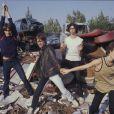 Le groupe Téléphone en novembre 1977