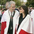 Pierre Arditi et Evelyne Bouix, septembre 2004
