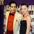 Le créateur Zac Posen et le mannequin Devon Aoki  lors de la soirée des Fashion Awards 2010 à New York, le 7 juin 2010