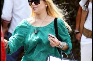 Lindsay Lohan, au fond du trou : Elle prend du poids et... son assistante démissionne !