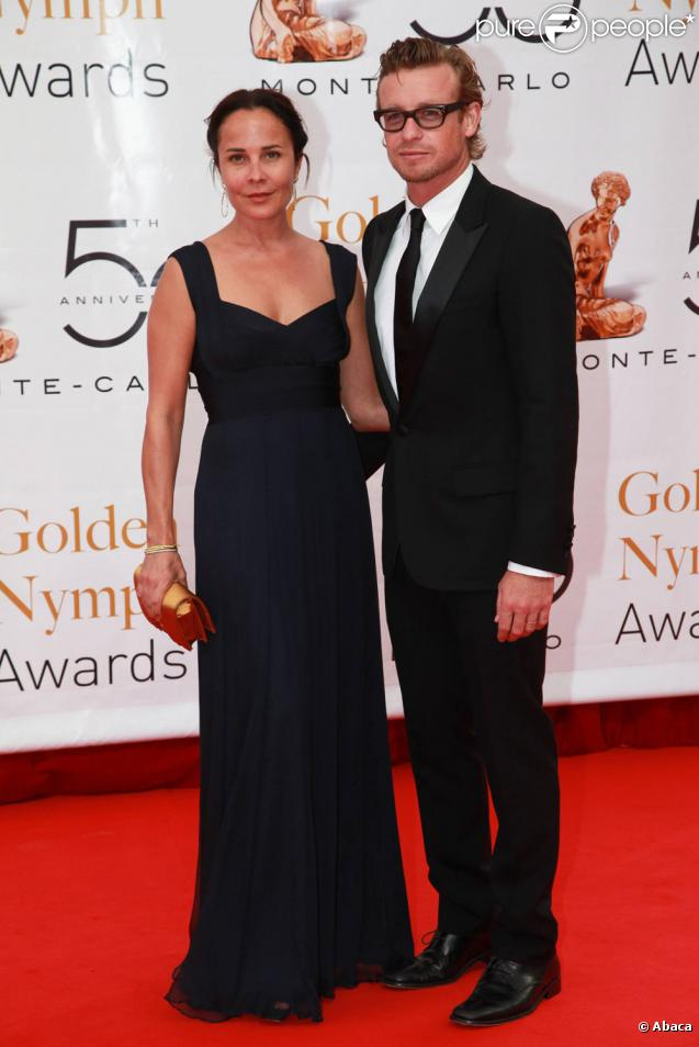 Simon Baker couple