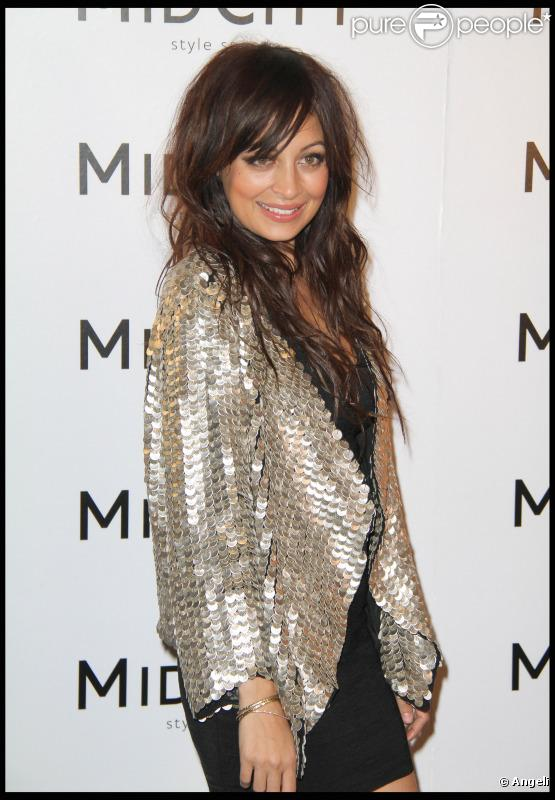 """Nicole Richie lors de la soirée Pitt Street """"Style Space"""" VIP event à Sydney en Australie, le 17 juin 2010"""