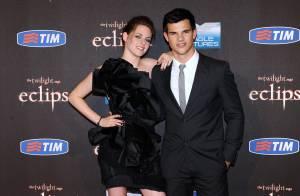 Twilight 3 : Kristen Stewart sort le grand jeu et raconte son baiser avec Taylor Lautner !