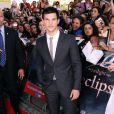Taylor Lautner lors de la première du film à Rome le 17 juin 2010