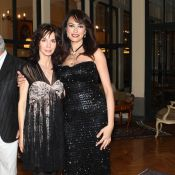Les magnifiques Anne Parillaud et Maria Grazia Cucinotta... aux côtés de tous les récompensés du Festival de Taormina !