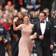 Vendredi 18 juin, un gala était donné au Concert Hall de Stockholm en l'honneur du mariage de Victoria de Suède et Daniel Westling le lendemain.