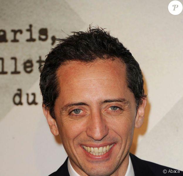 Gad Elmaleh sera tout en voix dans Moi, moche et méchant, en salles le 13 octobre 2010.