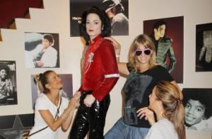 Michael Jackson : pour le premier anniversaire de sa mort... il se refait une beauté !