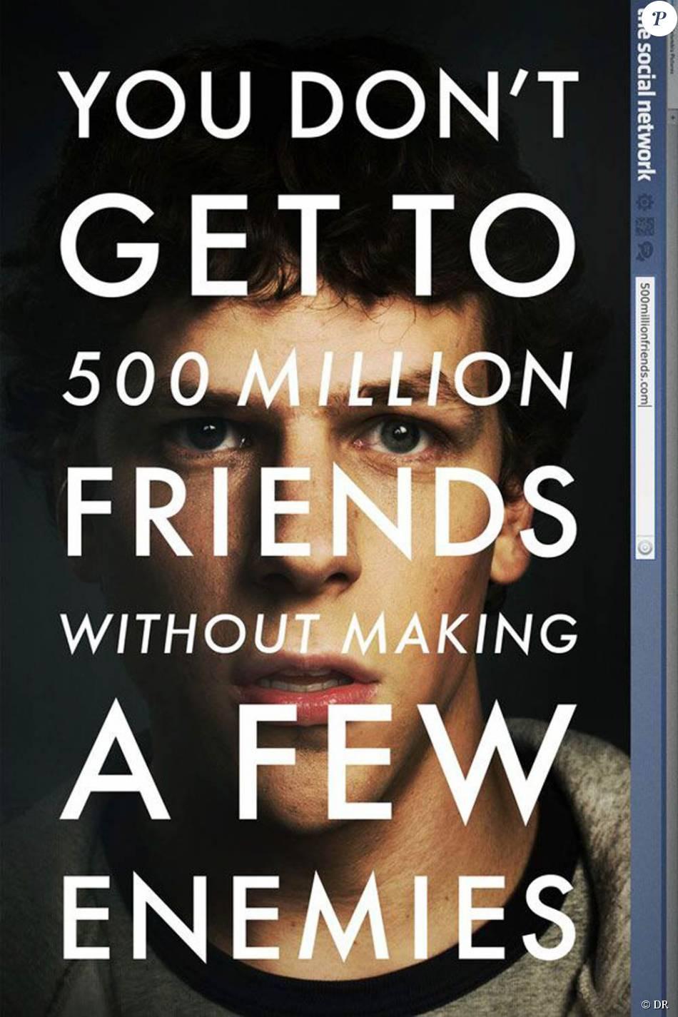 """Résultat de recherche d'images pour """"The Social Network affiche"""""""
