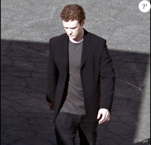 Justin Timberlake dans The Social Network, le nouveau film de David Fincher, en salles le 13 octobre 2010.