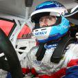 Fabien Barthez en pilote automobile