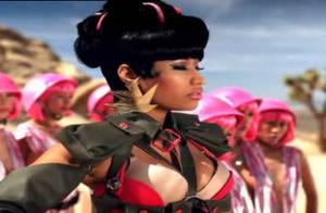 Nicki Minaj : Barbie rappeuse passe à l'offensive ! Regardez le clip hallucinant de