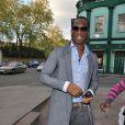 Le footballeur ivoirien Didier Drogba