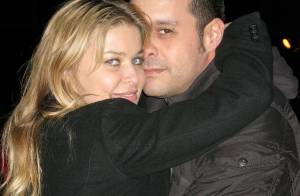 PHOTOS : Carmen Electra et Rob Patterson amoureux comme jamais à Los Angeles...