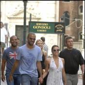 Eva Longoria et Tony Parker à Venise : culture, amour, amis et fous rires !