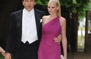 Lara Stone et David Walliams : le couple de jeunes mariés s'offre enfin une lune de miel !