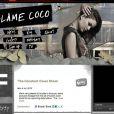 Coco Sumner, fille de Sting et de Trudie Styler, dévoilera en octobre 2010 le premier album de son projet I blame Coco :  The Constant .